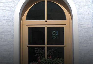 Покрытия для окон и наружных дверей